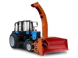 Навесное оборудование для тракторов